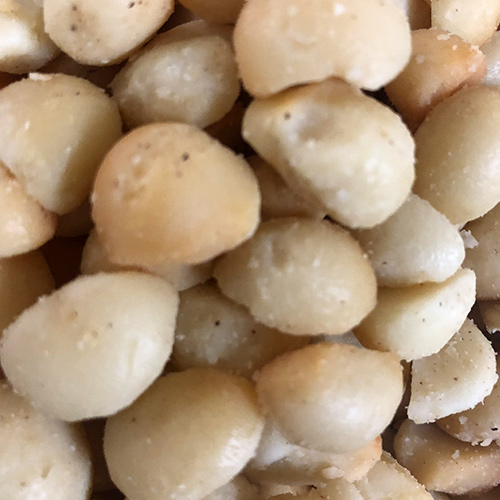 Roasted & Salted Macadamias
